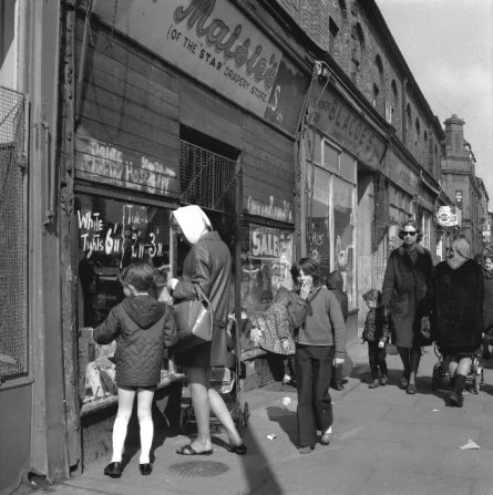 Liverpool Photo Gallery Vauxhall Area
